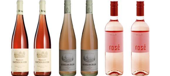 Roseweinpaket 2017 aus dem Kamptal