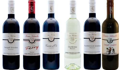 Verkostungsaket vom Weingut Schindler Franz