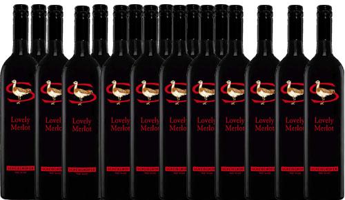 Merlot Lovely 2020  Scheiblhofer im 18er Paket zum Sonderpreis