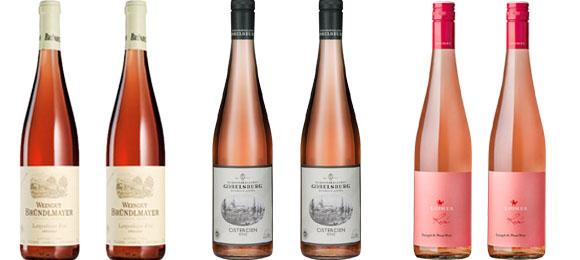 Roseweinpaket  aus dem Kamptal