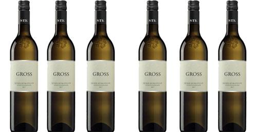 Sauvignon Blanc DAC 2020 Gross im 6er  Vorteilspaket