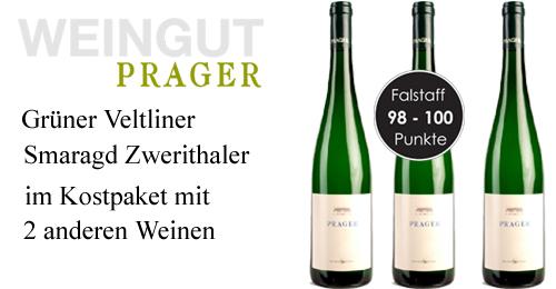 Grüner Veltliner Smaragd Zwerithaler Kammergut 2020 Paket