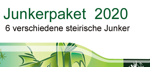 6er Junkerpaket 2021 mit 5% Preisvorteil