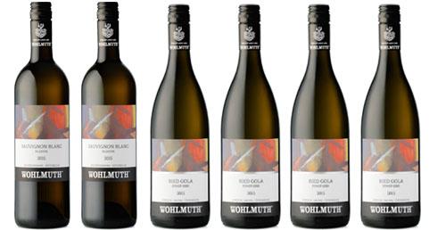 Degustationspaket vom Weingut Wohlmuth