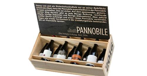 Pannobile Rot 2016 Winzer Paket Sammler Edition