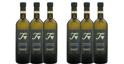 Sauvignon Blanc Zieregg 2017 Tement im 6er Vorteilspaket