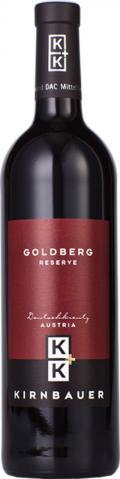 Blaufränkisch Goldberg Reserve DAC 2010