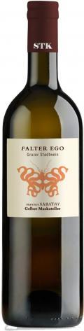 Sauvignon Blanc Falter Ego Graz 2018