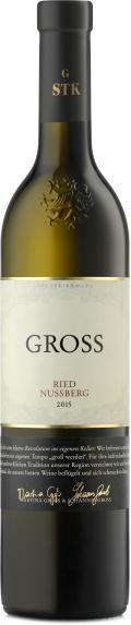 Sauvignon Blanc Ried Nussberg Grosse STK FR 2015