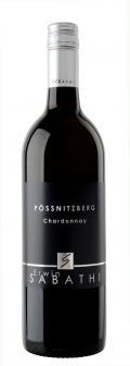 Chardonnay Pössnitzberg Grosse STK Lage 2014