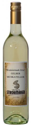 Gelber Muskateller Weststeiermark DAC 2018