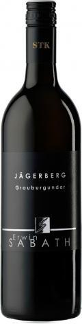 Grauburgunder Jägerberg Erste STK Lage 2017