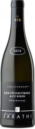 Chardonnay Ried Pössnitzberg Alte Reben Große STK 2018