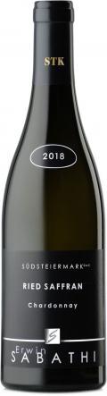 Chardonnay Ried Saffran 2018