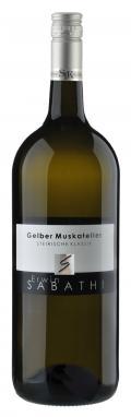 Gelber Muskateller Südsteiermark DAC 2018