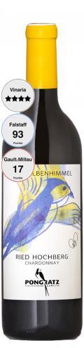Chardonnay Schwalbenhimmel Ried Hochberg 2017