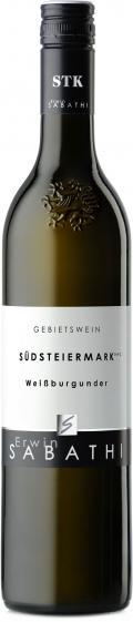Weißburgunder Südsteiermark DAC  2020