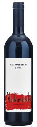 Cuvee Ried Rosenberg 2017