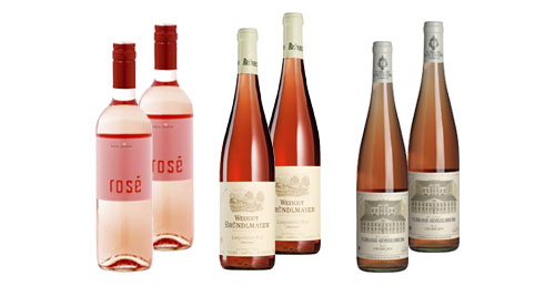 Rosewein Degustationspaket  2012