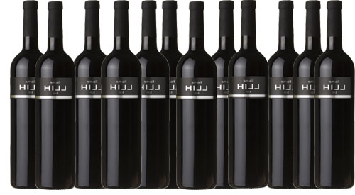 Small Hill Red 2015 Leo Hillinger im 12er Pack zu je € 8.90