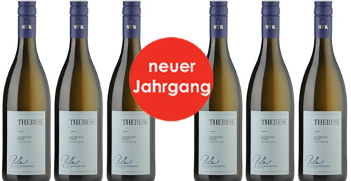 Sauvignon Blanc Therese  2017 Polz  im 6er Pack zu je € 19.90