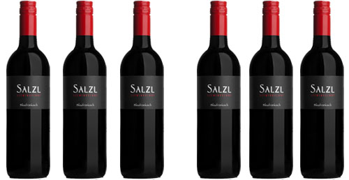 Grand Cuvee  2017 Salzl im 6er Pack