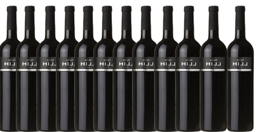 Small Hill Red 2018 Leo Hillinger im 12er Pack zu je € 9.70