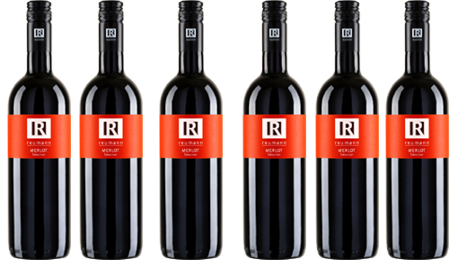 Merlot Selection Goldberg 2017 im 6er Paket