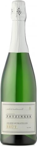 Gelber Muskateller Methode Traditionelle Extra Brut .